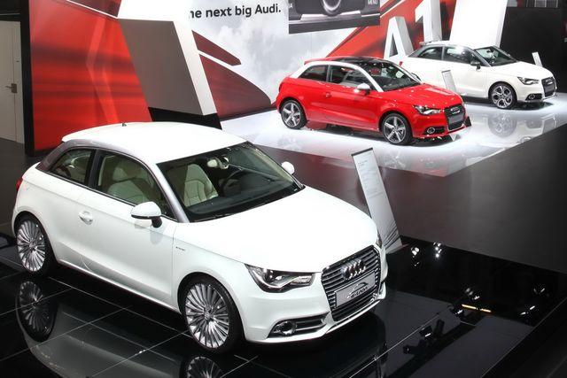 Audi motor show 2010 new 09