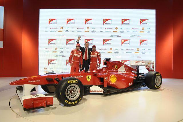 Ferrari f150 presentazione 10