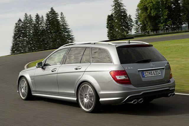 Mercedes classe c amg sw 02