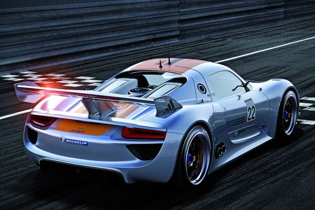 Porsche 918 rs 03