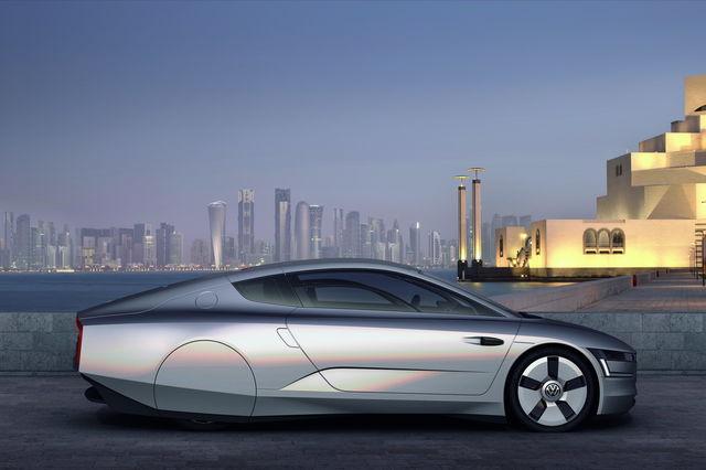 Volkswagen xl1 2011 01 1