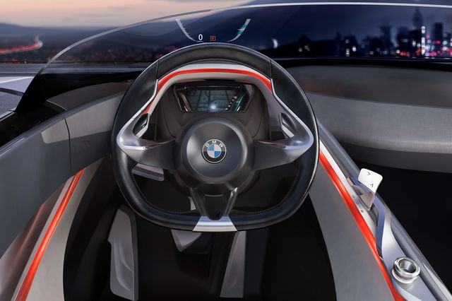 Bmw vision connect drive 11