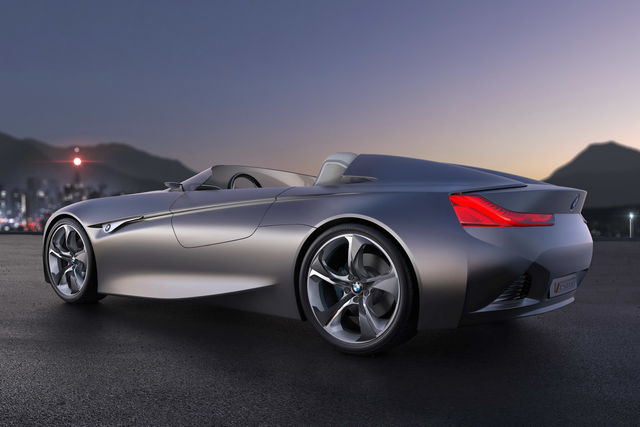 Bmw vision connect drive 12