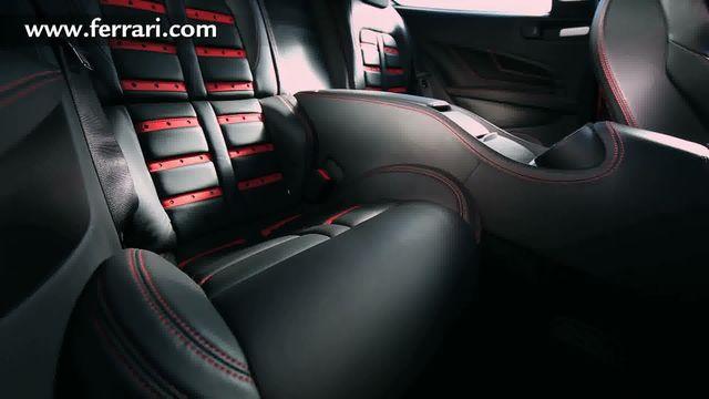 Ferrari ff video screenshot 06