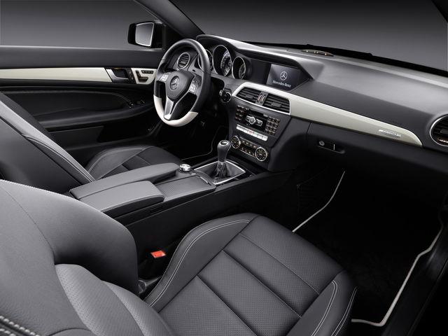 Mercedes classe c coupe uffic 04