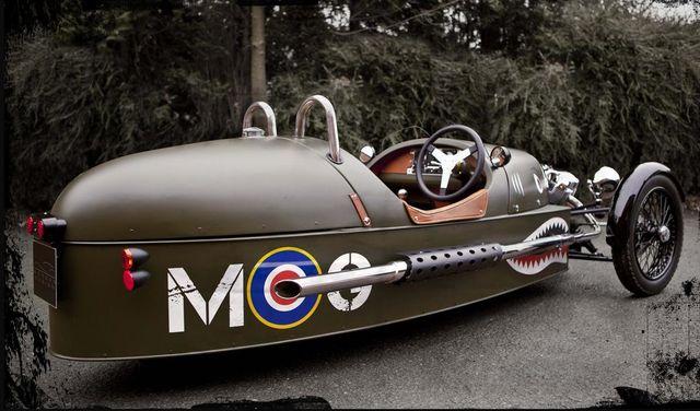 Morgan 3 wheeler 02