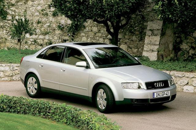 Audi a4 2001 2