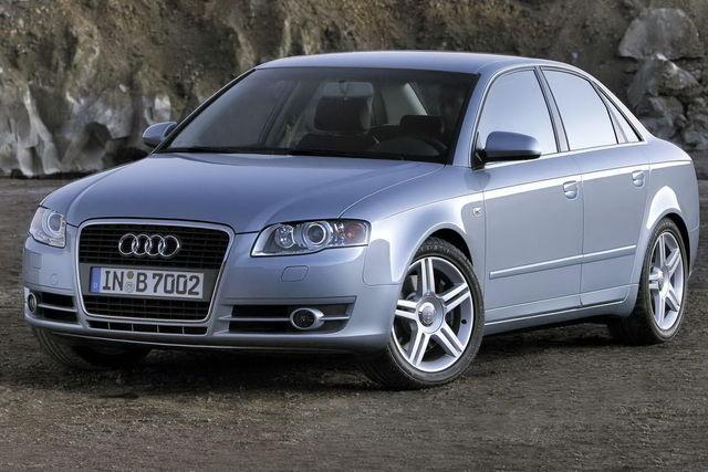 Audi a4 2005 2