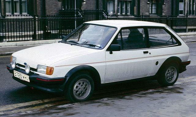 Ford fiesta xr2 1984