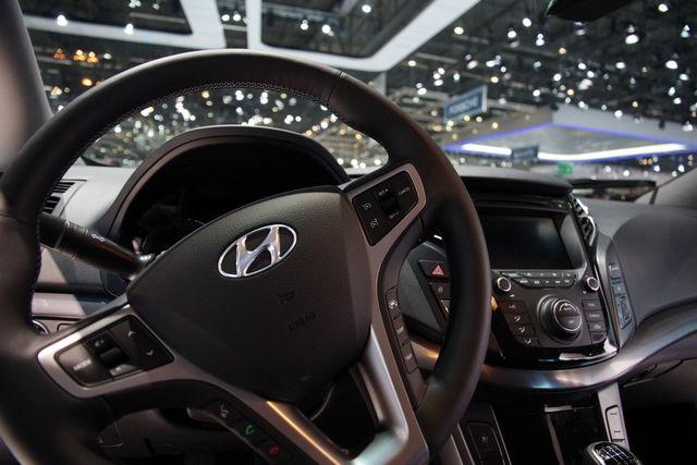 Hyundai i40 ginevra 2010 3