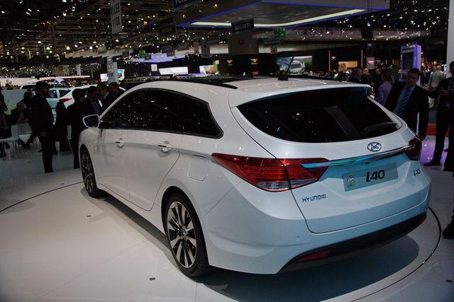 Hyundai i40 ginevra 2011