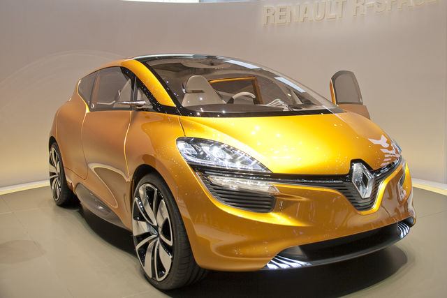 Renault r space ginevra 2011 02