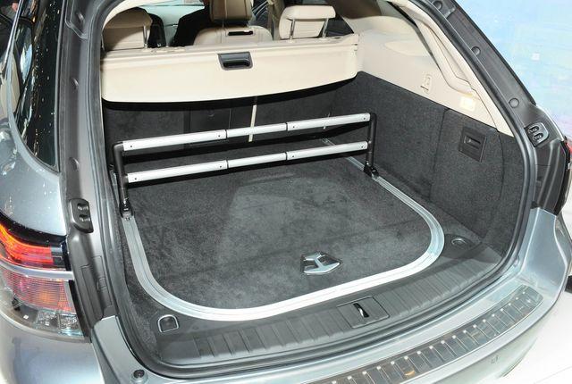 Saab 9 5 wagon ginevra 2011