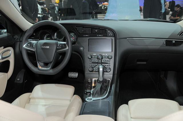 Saab 9 5 wagon ginevra 2011 06