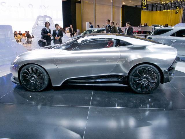 Saab phoenix concept ginevra 2011 3