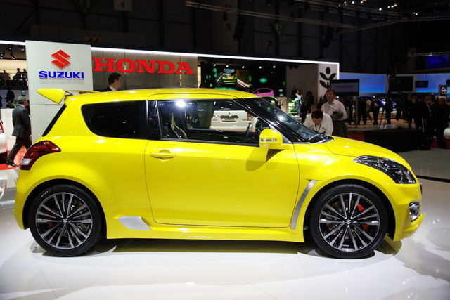 Suzuki swift s concept 3