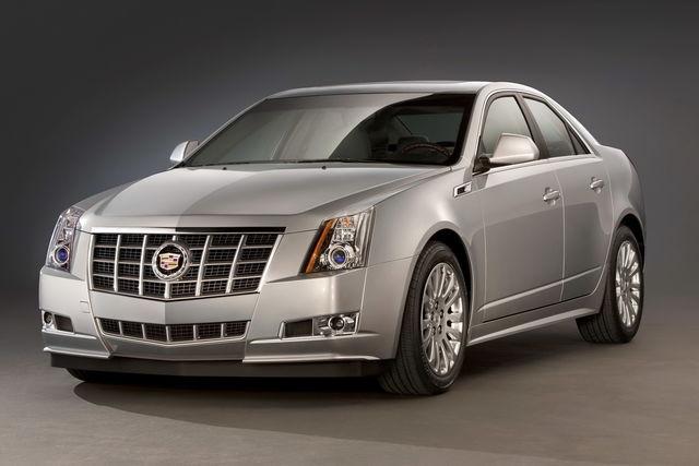 Cadillac cts my 2012 2