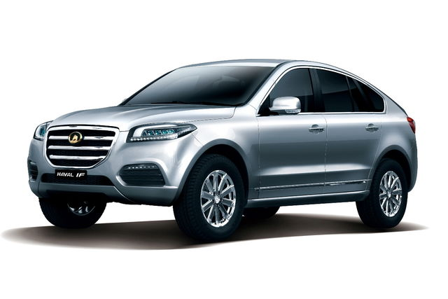 Great wall haval if