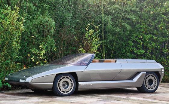 Lamborghini athon bertone
