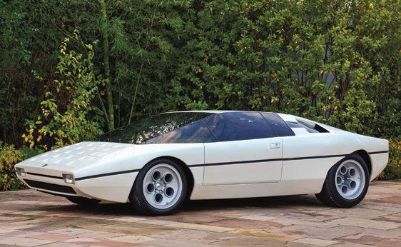 Lamborghini bravo bertone