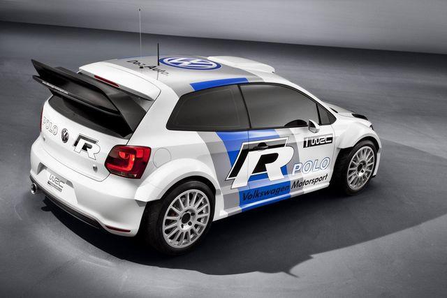 Volkswagen polo wrc 03