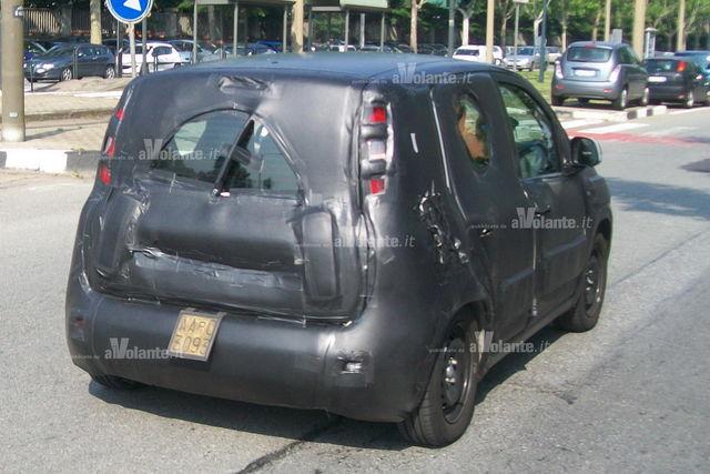 Fiat panda spy 2011 06 04