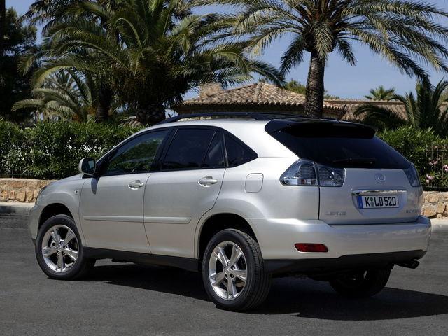 Lexus rx 400 h 2005 5