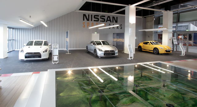 Nissan gruppo auto concessionaria 4