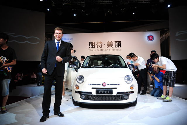 Sistino fiat 500 first edistion 5