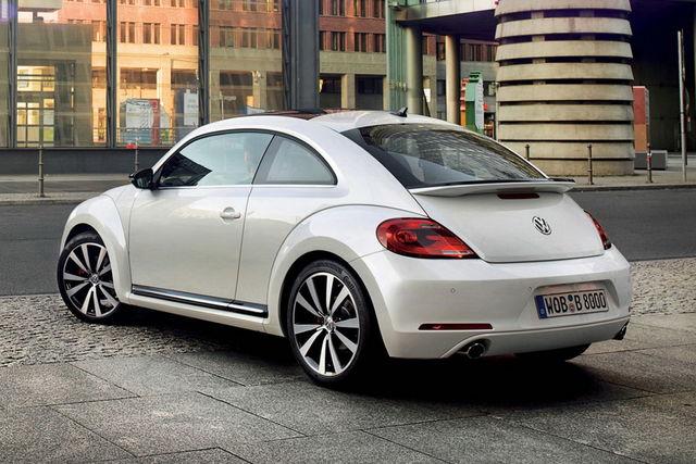 Volkswagen beetle 2011 5
