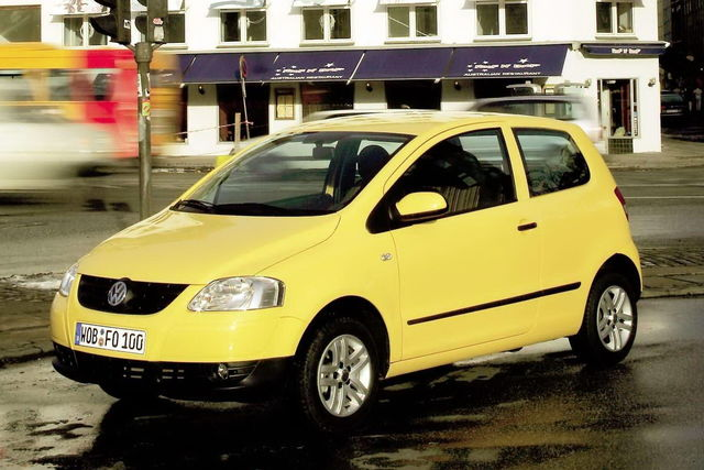 Volkswagen fox 2005 3