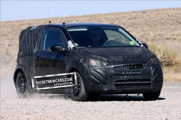 Volkswagen up spy 2011 03