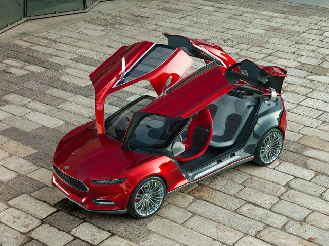 Ford evos concept 05