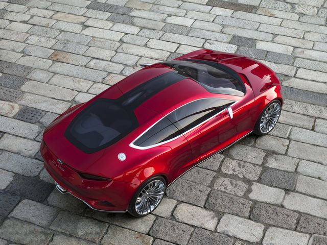 Ford evos concept 12