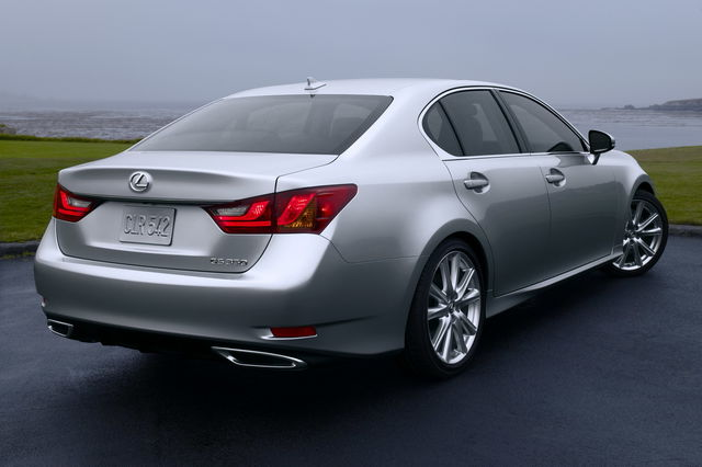Lexus gs 2011 02