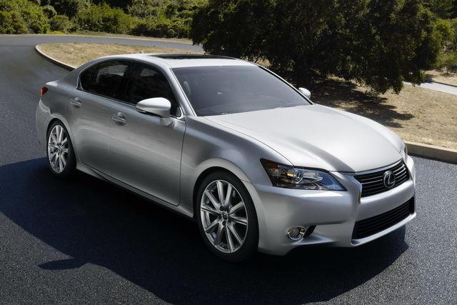 Lexus gs 2011 04