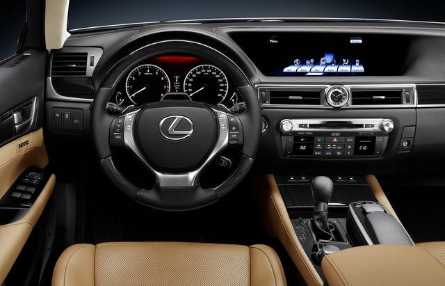 Lexus gs 2011 26