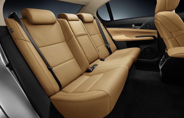 Lexus gs 2011 31