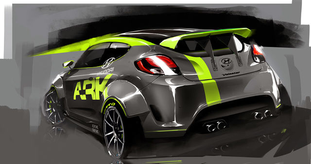 Hyundai veloster ark performance 02