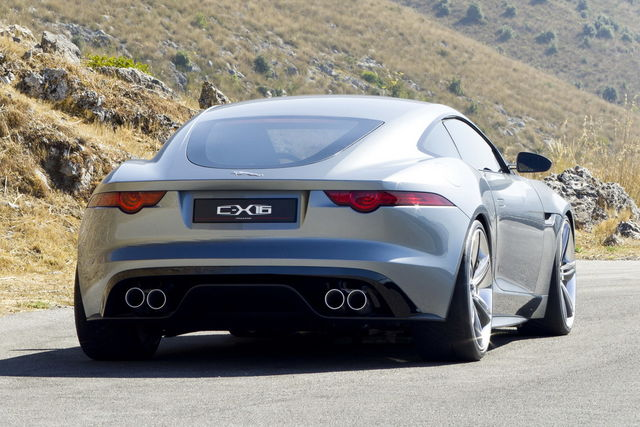 Jaguar c-x16 location 08