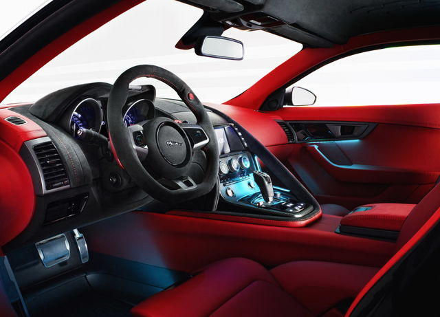 Jaguar c-x16 studio 14