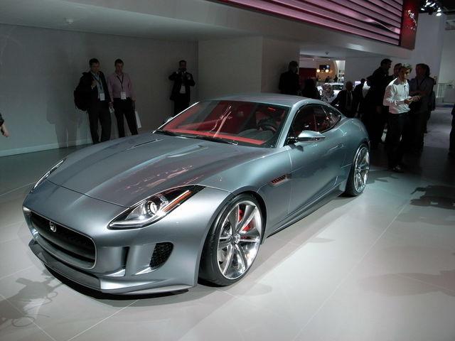 Jaguar c x16 1