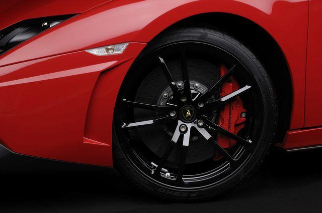 Lamborghini gallardo super trofeo stradale 11
