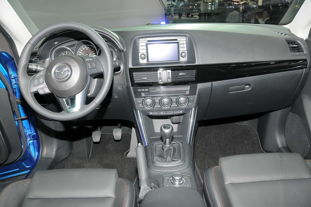 Mazda cx5 francoforte 14