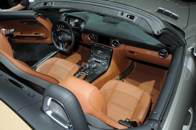 Mercedes sls francoforte 4