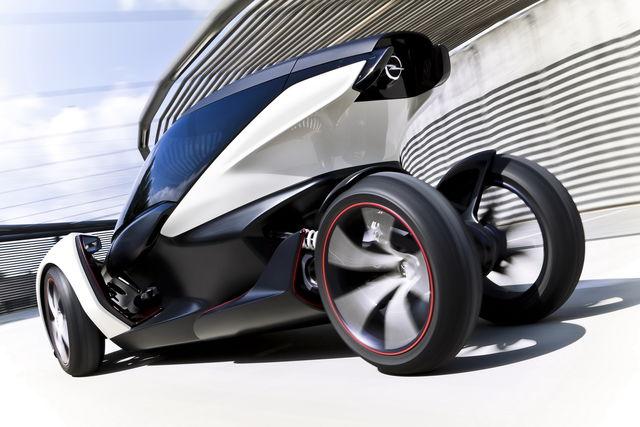Opel elettrica 2