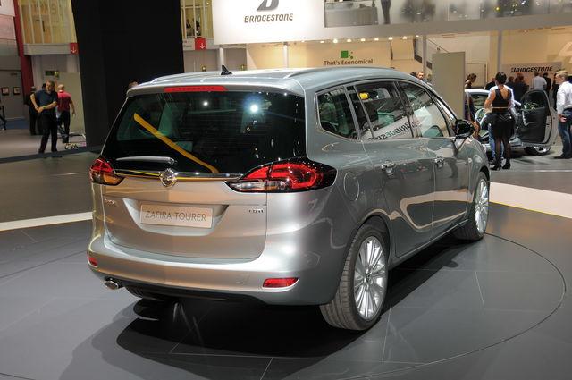 Opel zafira francoforte 12