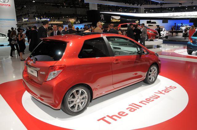 Toyota yaris francoforte 2011 04