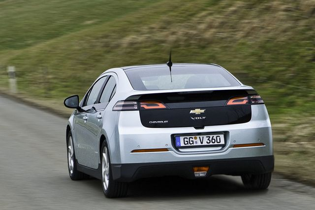 Chevrolet volt 2011 10