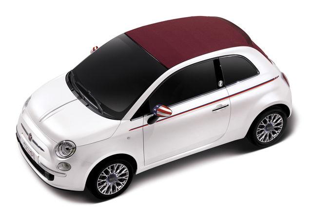 Fiat 500c nation usa